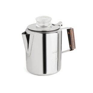 2-3-Cup Rapid Brew Stovetop Coffee Maker by Tops Bargain