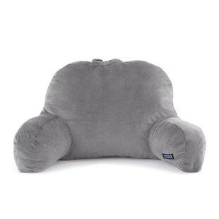 Plush Frost Backrest Pillow
