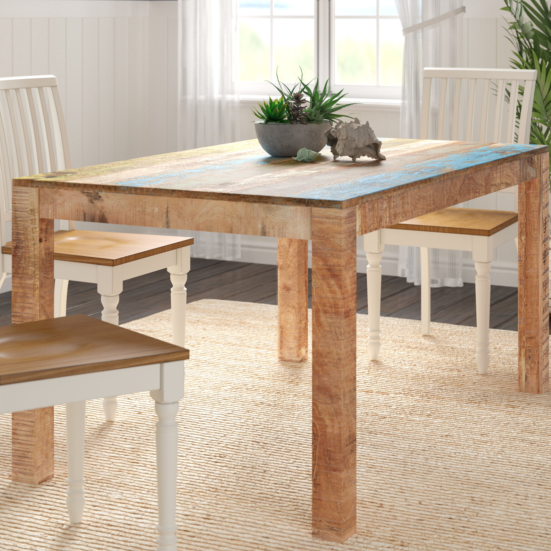 Highland Dunes Natascha Dining Table Reviews