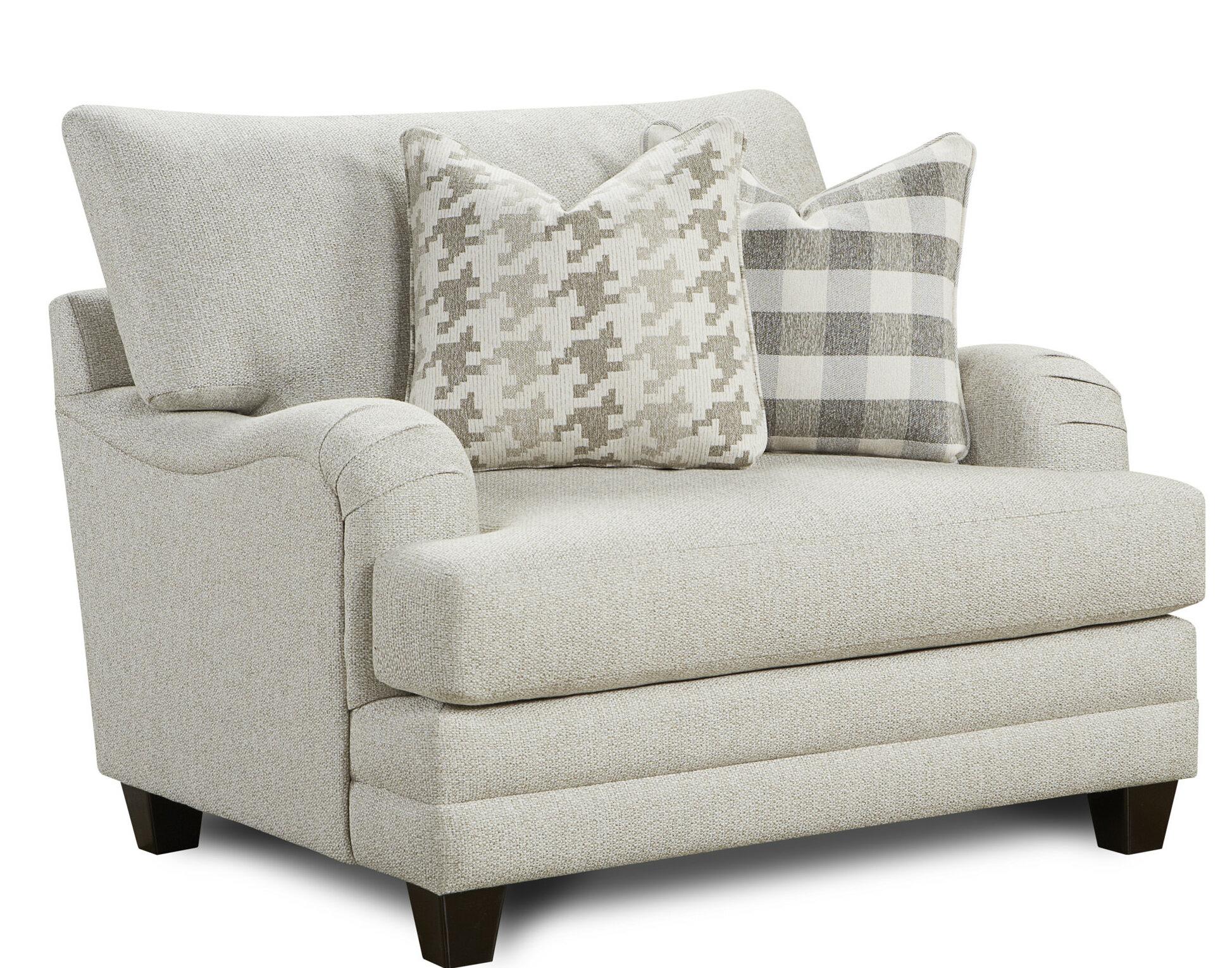 - Red Barrel Studio Hamel Chair And A Half & Reviews Wayfair