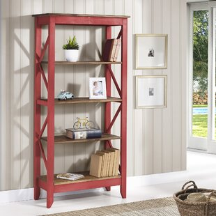 Compare prices Pinard Etagere Bookcase By Gracie Oaks