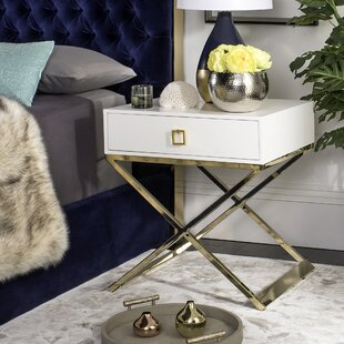 Compare & Buy Mallen End Table With Storage by Everly Quinn