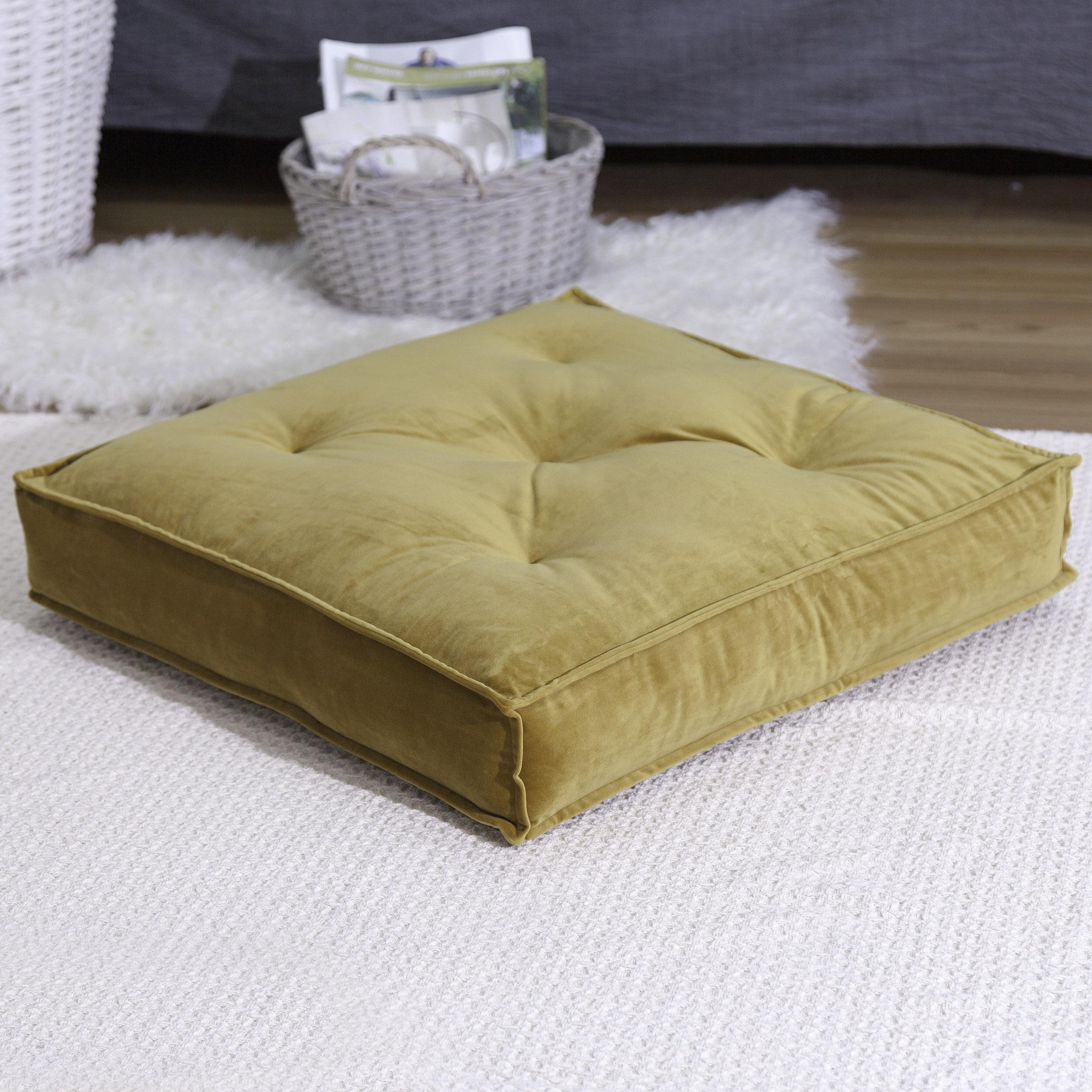 floor pillow chair You\'ll Love in 2019 | Wayfair