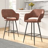 Crosby Bar & Counter Stool (Set of 2) by Foundstone™