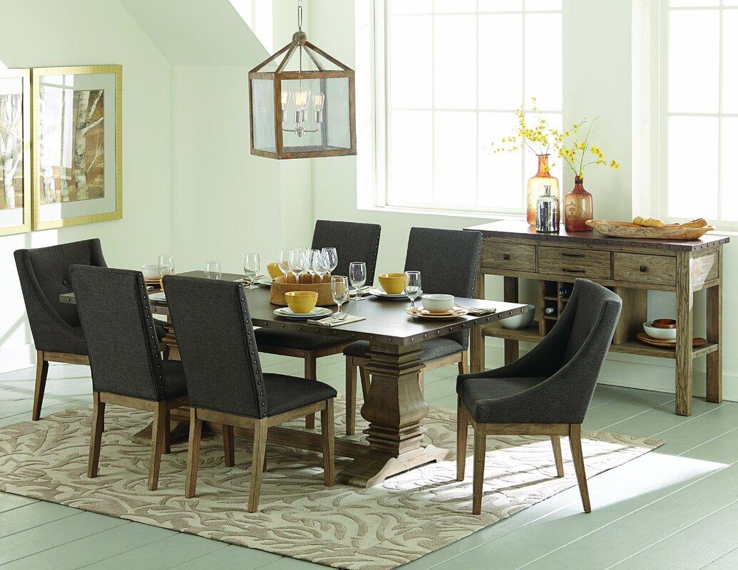 e Allium Way Perryman Rectangular Dining Table & Reviews