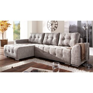 Delray Corner Sofa Bed By Mercury Row