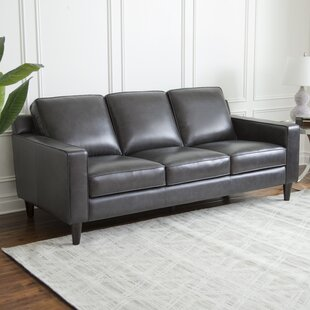 Nalston Leather Sofa