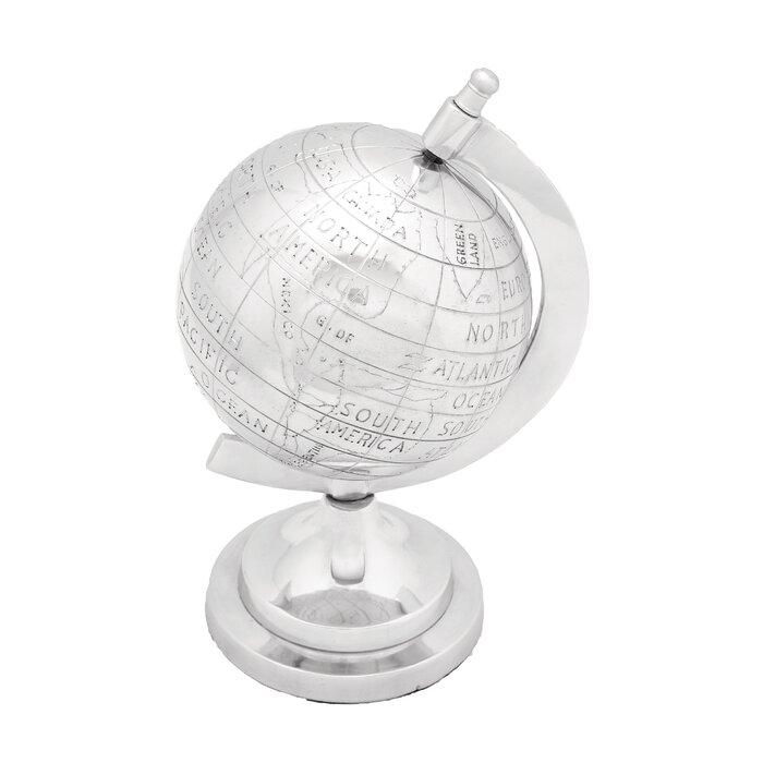 Aluminum Decor Globe