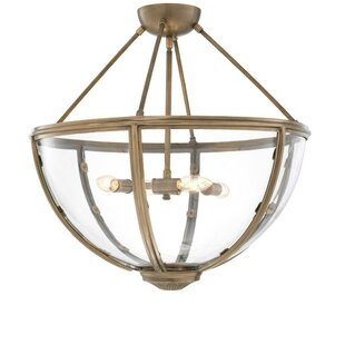 Deveraux 4-Light Lantern Pendant by Eichh..
