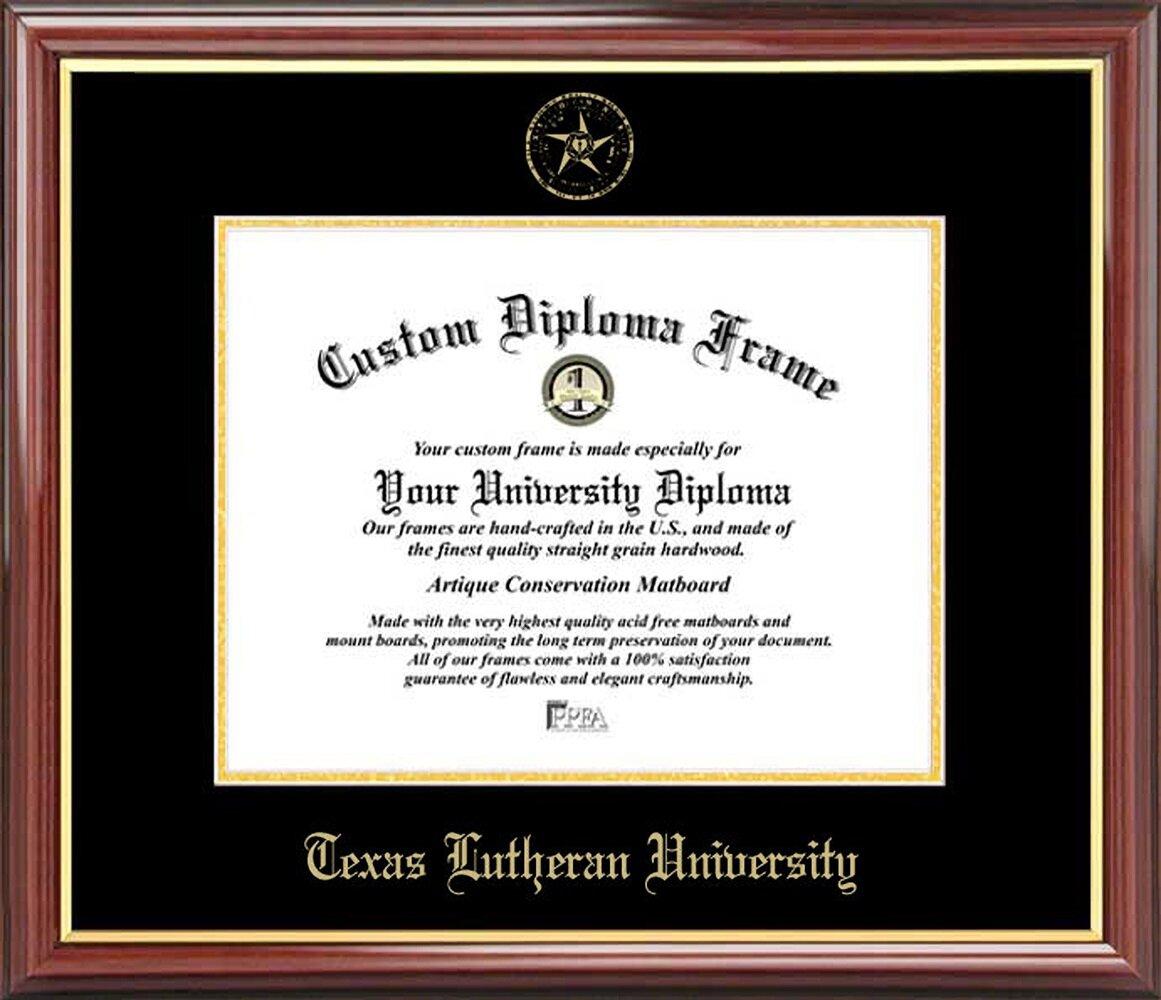 Diploma Frame Deals Texas Lutheran University Petite Picture Frame Wayfair