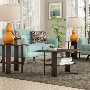 Ebern Designs Ballou Coffee Table Set