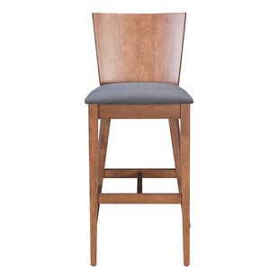 Sussex 29.3 Bar Stool by Latitude Run
