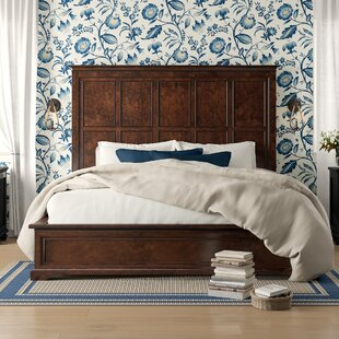 Ashcraft Panel Bed by Darby Home Co