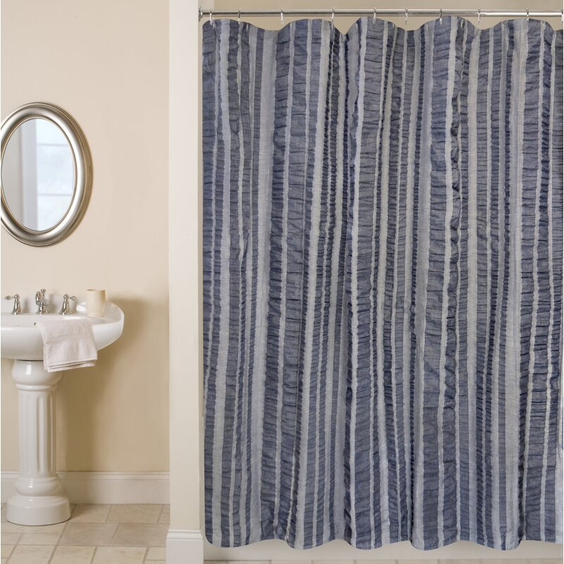 Ewen 100 Cotton Single Shower Curtain Reviews