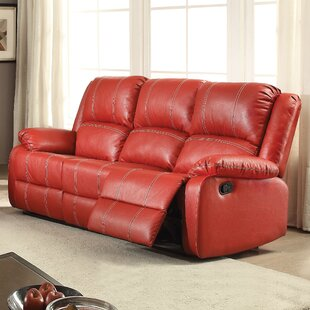 Maddock Motion Reclining Sofa by Latitude Run