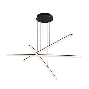 Orren Ellis Frampton Cotterell 3-Light LED Novelty Pendant
