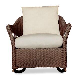 Lloyd Flanders Freeport Lounge Rocking Chair