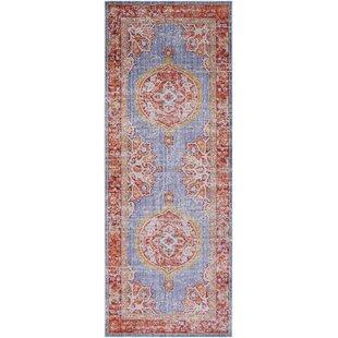 Distressed Oriental Rug Wayfair