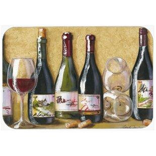 Wine Du Vin Glass Cutting Board