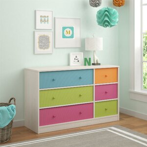 Brooke 6 Drawer Double Dresser
