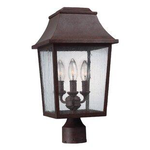 August Grove Ardin 3-Light Lantern Head