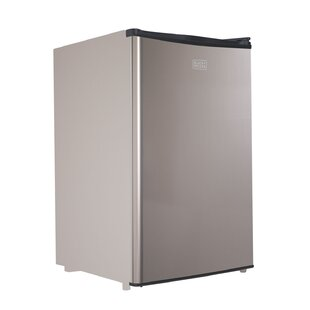 4.3 cu. ft. Compact Refrigerator with Freezer
