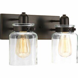 Modern Contemporary Farmhouse Bathroom Lighting Allmodern