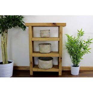 Petrucci Rustic Bookcase By World Menagerie
