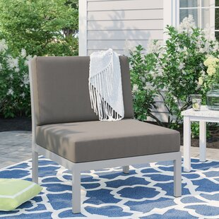 Caspian Modular Side Chair with Cushions