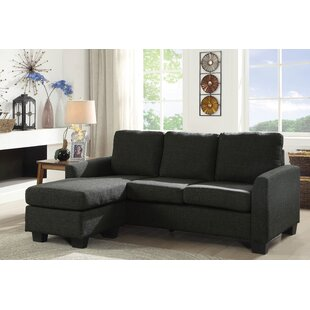 Winston Porter Keown Reversible Sectional