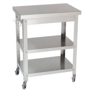 Stainless Steel Kitchen Cart Danver