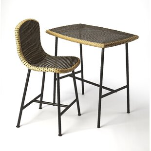 Machado 2 Piece Pub Table Set
