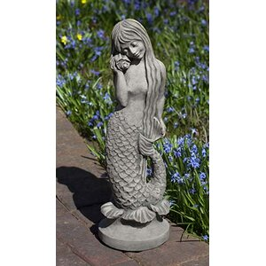 Standing Mermaid Statue
