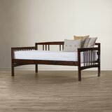 Kilgore Twin Solid Wood Daybed by Andover Mills™