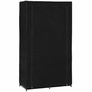 90cm Wide Portable Wardrobe By Symple Stuff