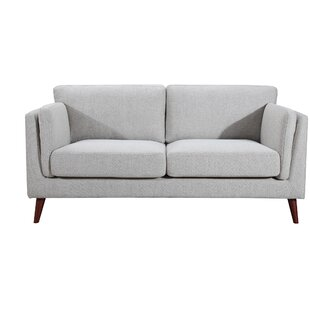 Bottom Loveseat by Corrigan Studio