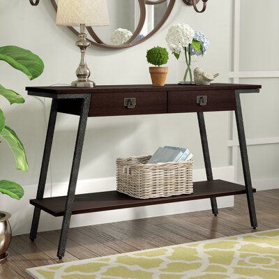 Super Gracie Oaks Shelbina Console Table Gamerscity Chair Design For Home Gamerscityorg