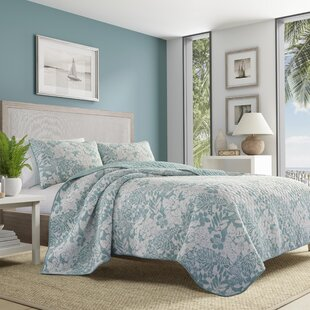 Laguna Beach Quilt Set by Tommy Bahama Bedding
