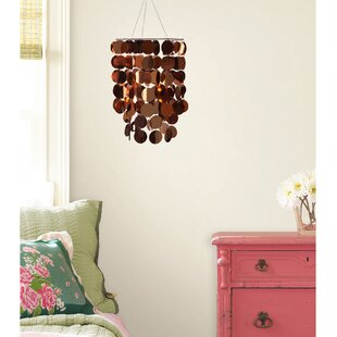 WallPops! Eclipse 1-Light Novelty Pendant