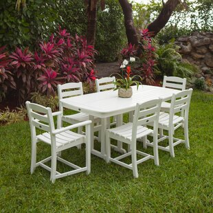 La Casa Caf? 7-Piece Dining Set by POLYWOOD?
