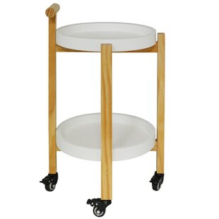 Bellwether Serving Cart By 17 Stories