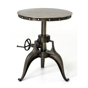 Design Tree Home Jensen Crank End Table