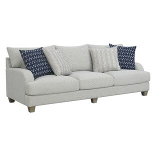 Buy clear Schenk Sofa by Breakwater Bay Reviews (2019) & Buyer's Guide