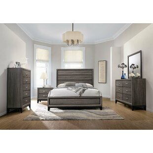 Petya Panel Bed by Union Rustic