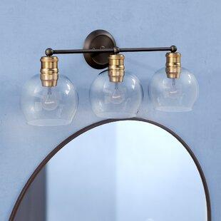 Mercury Row Rhynes 3-Light Vanity Light