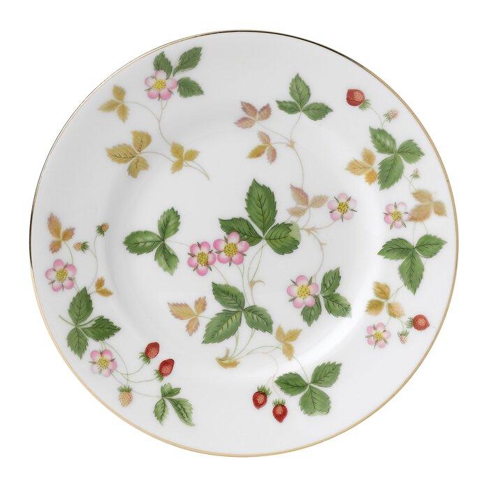 Wild Strawberry 8 Salad Plate