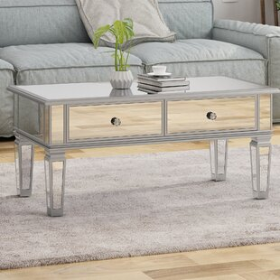 Calles Coffee Table with Storage by House of Hampton