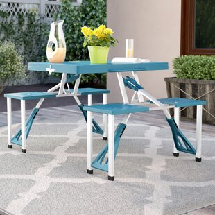 Abril Picnic Table