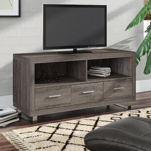 Big Save Parrish TV Stand for TVs up to 50 by Wrought Studio Reviews (2019) & Buyer's Guide