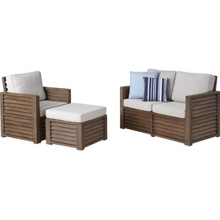 Barnside 4 Piece Living Room Set By Home Styles